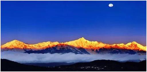 香格里拉梅里雪山5晚6天朝圣之旅